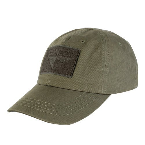 Condor Tactical Cap (Olive Drab, One Size Fits All)