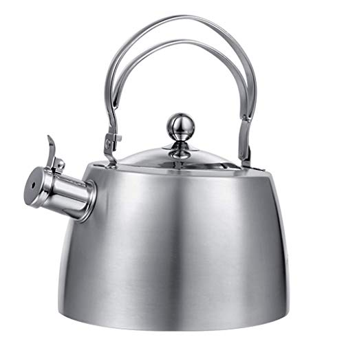 Hoge kwaliteit 304 roestvrij staal met grote capaciteit ketel verdikking geluid 煲 ketel gas gasfornuis theepot thuis