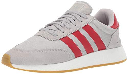 adidas Originals Herren I-5923 Schuh, Grau/Scarlet/Gum, 36 EU