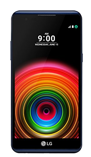 Preisvergleich Produktbild LG 02K220blue Smartphone K220 X-Power (13MP Kamera,  13, 5 cm (5, 3 Zoll)) schwarz