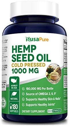 Top 10 Best hemp oil capsules with cbd for pain Reviews