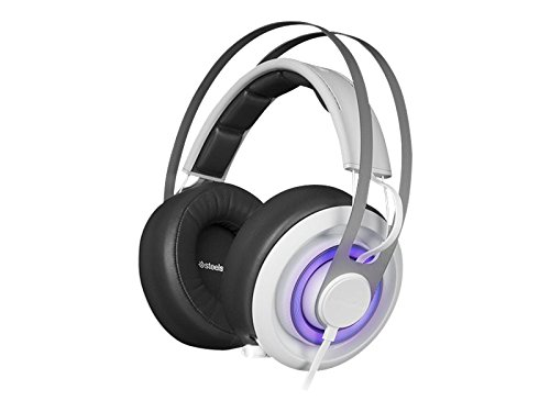 SteelSeries Siberia 650 Gaming Headset - White (Formerly Siberia Elite Prism)