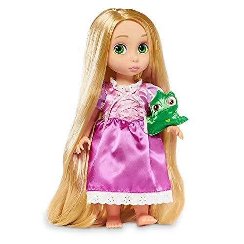ディズニー (Disney) Animators' Collection アニメーター ドール ラプンツェル おともだち付き 塔の上のラプンツェル [並行輸入品] Disney Animators' Collection Rapunzel Doll – Tangled – 16''