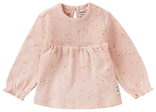 Noppies Baby-Mädchen G Regular LS Colesberg AOP T-Shirt, Pale Dogwood-P448, 50