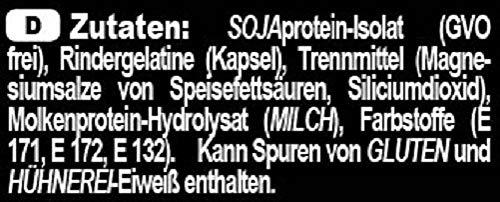Ironmaxx Green Amino- 550 Kapseln - 3