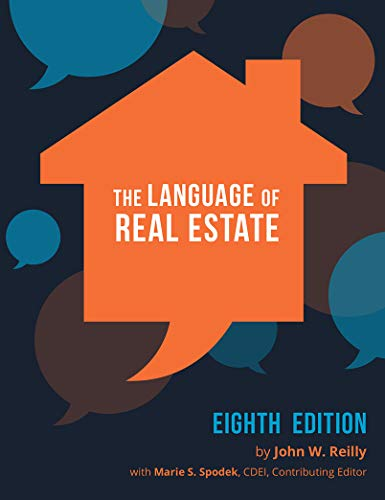 Dearborn The Language of Real Estate, 8th Edition (Paperback) – Comprehensive Real Estate Terminology Book