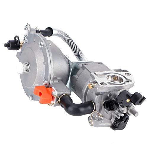 DAUERHAFT L alluminio di Alta qualità promuove Il corredo del carburatore dell accessorio dell accessorio della Motosega delle Prestazioni della Motosega per Honda GX160 2KW 168F per Il carburatore