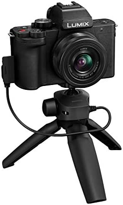 Panasonic LUMIX G100 4k Mirrorless Camera Lightweight Camera for Photo and Video Built in Microphone product image