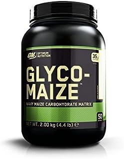 Optimum Nutrition Glycomaize Suplemento para Deportistas, sin Sabor - 2000 g