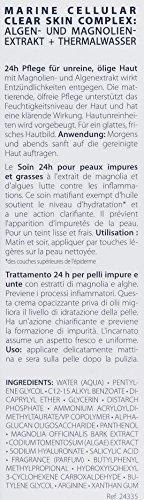 Sans Soucis Aqua Clear Skin 24h Care for impure, oily skin 1.4 oz