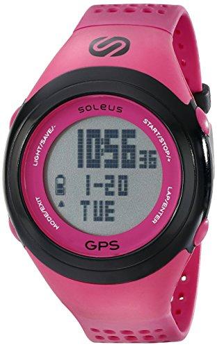 Soleus Fit - GPS per Corsa, da Uomo