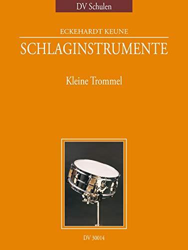 Schlaginstrumente Teil 1: Kleine Trommel (DV 30014)