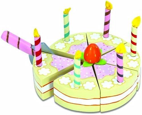Honeybake Vanilla Birthday Cake by Honeybake