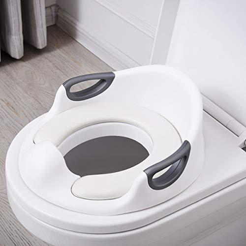 ADOVEL Asiento Inodoro para Niños, Reductor de WC para Beb�