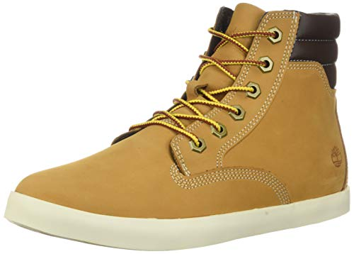 Price comparison product image Timberland Women's TB0A1KLZ231 - Dausette Sneaker Boot 9.5 M,  Wheat Nubuck
