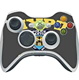 Police Department Logo Precinct 99 Vinyl Decal Sticker Skin by egeek amz for Xbox 360 Wireless Controller