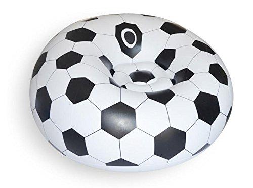 cczll Football, canapé, enfant confort canapé/canapé/single Banque/Loisir/mode/créatif paresseuse Chaise canapé gonflable