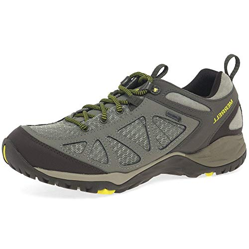Merrell Siren Sport Q2, Zapatillas de Senderismo para Mujer, Verde (Dusty Olive), 43 EU