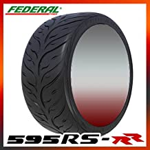 Federal 595 RS-RR Racing Performance Radial Tire - 235/40ZR18 91W 235 40 18