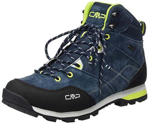 CMP – F.lli Campagnolo Herren Alcor Mid Shoes Wp Trekking-& Wanderstiefel, Blau (Cosmo N985), 44 EU