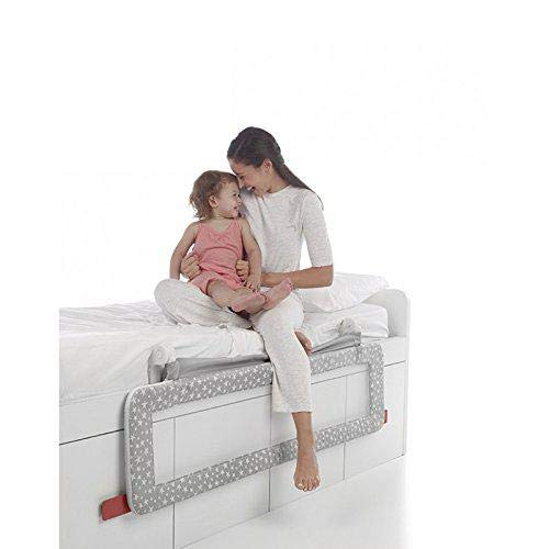 Jané 050295 S58 - Barrera de cama, Color Gris, Largo 150 cm