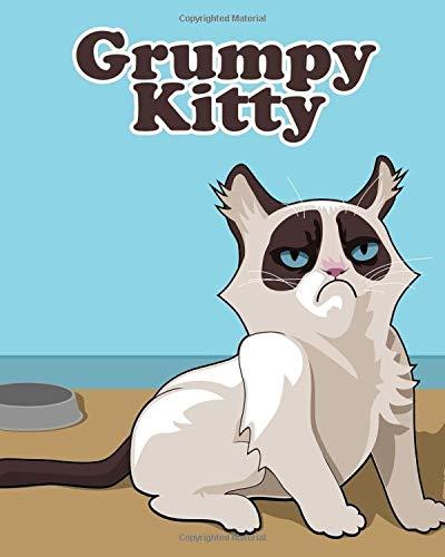 Grumpy Kitty: Notebook (Cat Notebooks, Band 1)