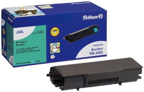 Pelikan Toner ersetzt Brother TN-325C (passend für Drucker Brother HL 4570)