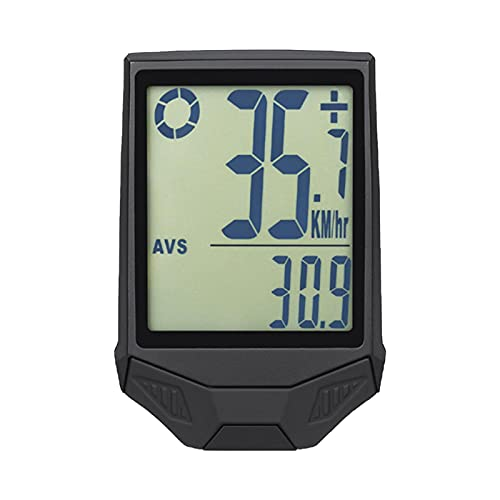Waterproof Bicycle 2.5inch LCD Display Computer Wireless And Wired MTB Bike Cycling Odometer Stopwatch Speedometer Watch LED Digital Rate