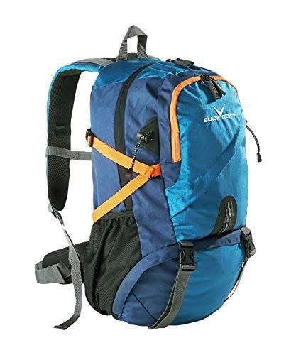 Black Crevice Unisex-Erwachsene Rucksack Hiking, blau, 53 x 32 x 16 cm
