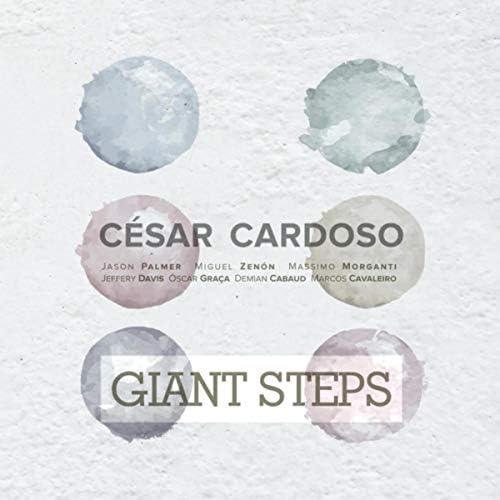 César Cardoso feat. Jason Palmer, Miguel Zenón, Massimo Morganti, Jeffery Davis, Óscar Graça, Demian Cabaud & Marcos Cavaleiro