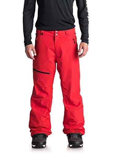 Quiksilver Forever 2L Gore-TEX® - Pantalon de Snow - Homme - M - Rouge