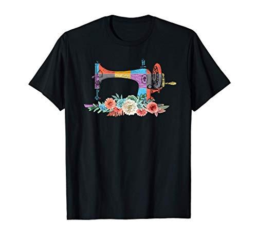 Artesanía De La Costura - Costurera De La Máquina De Coser Camiseta