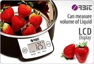 Orbit Kitchen Scale - Dry & Liquid measurement