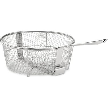 All-Clad 59930 Dishwasher Safe Fry Basket / Cookware, 6-Quart, Silver