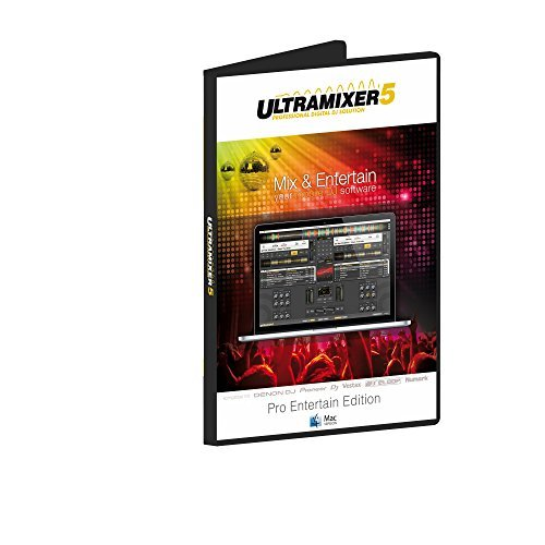 UltraMixer 5 Pro Entertain MAC(EN)