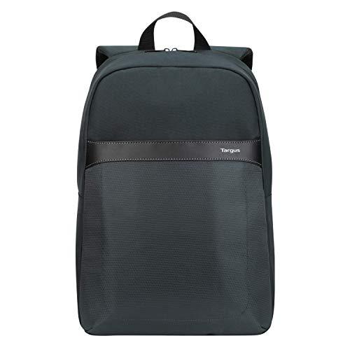 """Targus Geolite Essential mochila de trabajo de 23 L, mochila para portátil hasta 15.6"""" con compartimento especial, bolsa de viaje ligera y resistente – océano, TSB96001GL"""