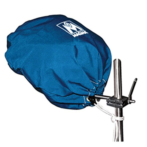 Magma Blue Grill Cover for Kettle Grill Marine RV Boating Accessories