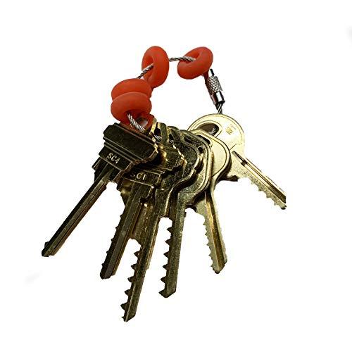 Allok 6pc Residential Depth Keys Set, O-Ring