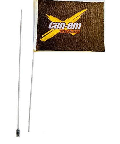 Can Am Maverick X3 Polaris RZR Yamaha YXZ1000 2 Part 7/' Whip  Flag