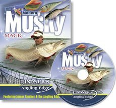 Lindner's Angling Edge Modern Musky Magic DVD