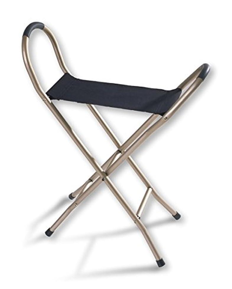 MNT82102 - Quad Seat Cane, 6 x 14-1/2 Seat, 34 H Walking