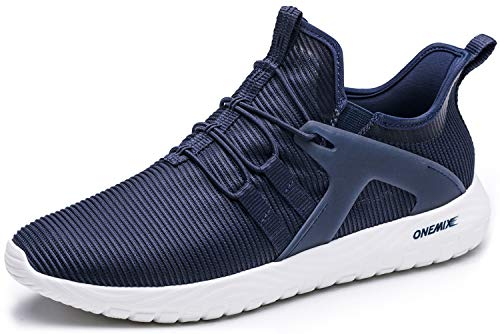 ONEMIX Slip-On Causal Shoes Lightweight Cushioning Sneakers