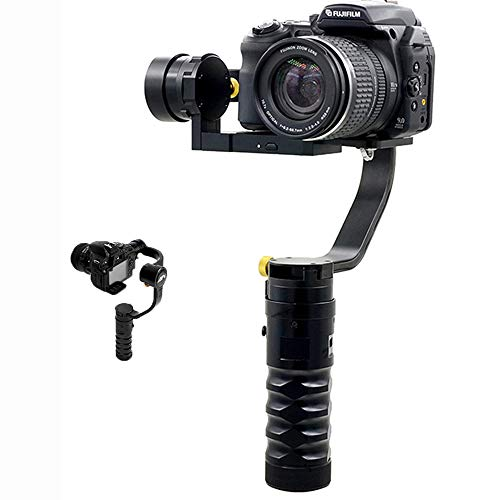 CXL Estabilizador AFI VS-3de cámara réflex de Tres Ejes giroscopio cámara estabilizador de Mano, Adecuado para cámaras SLR