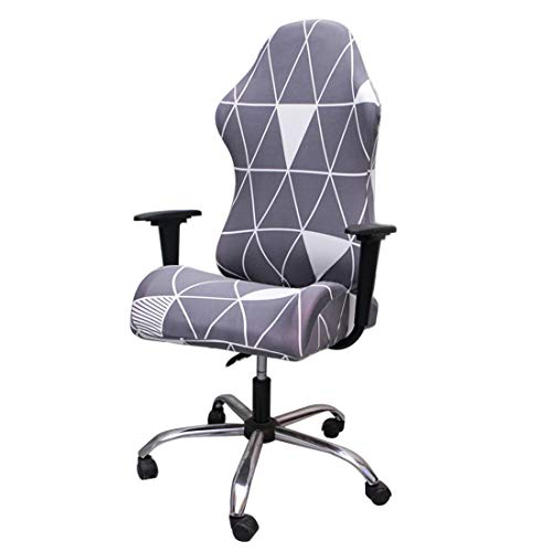 Freahap Gaming Chair Covers (Not Chair) Office Computer Game Chair Cover Stretch Universal Boss Chair Protector #3