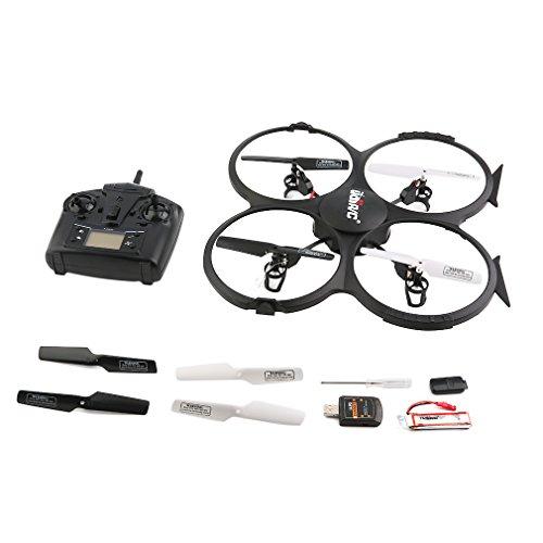 Prinbong 4-Achs-Gyro 2,4 GHz Falcon RC Quadcopter 1280x720 Kamera für UDIU 818A Drohnen