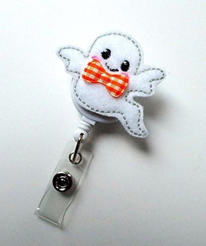 Baby Ghost - Name Badge Holder - Labor and Delivery Badge Reel - Nursing Badge - Teacher Badge - Nurses Badge - Halloween Badge - Ghost Badge - Holiday Badge - Badge Holder Photo #2