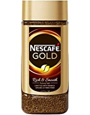 Nescafe Gold Instant Coffee, 100g