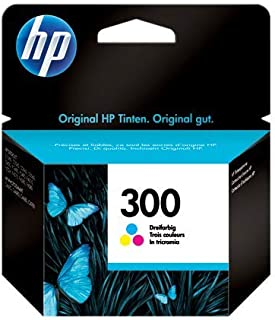 comprar comparacion HP 300 CC643EE,Cartucho de Tinta Original Tricolor, Compatible con impresoras de inyección de tinta tinta HP DeskJet D2560...