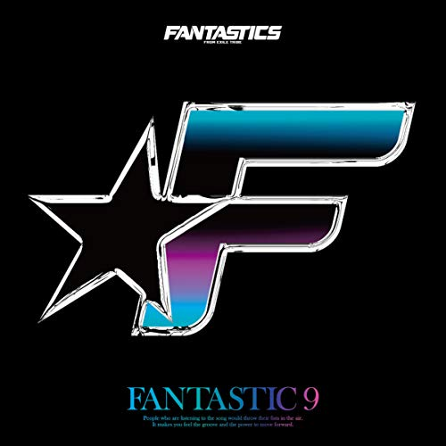 [album]FANTASTIC 9 – FANTASTICS from EXILE TRIBE[FLAC + MP3]
