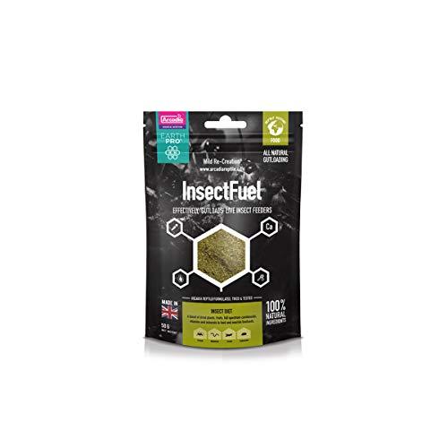 Arcadia Earth Pro Insektenfutter für Insekten, 50 g